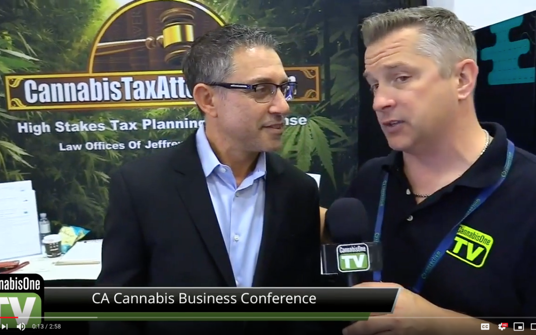Interview with Jeffrey B. Kahn, Attorney at CannabisTaxAttorney.com